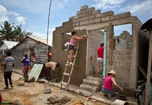 Raymund Hip Loy Lee is raising funds for Live Different in an effort to make homes in the Dominican Republic. Amazing work, Raymund! #CanadaHelps #donate #give #fundraise