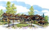 Deer Creek Lodge from Southern Living. would have to make a few changes, but i still love it.