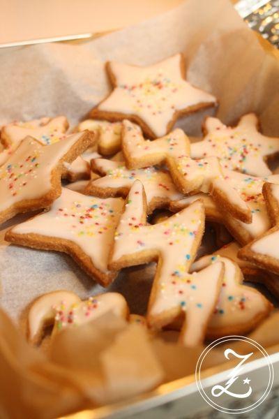 Erinnerungen aus dem Ofen - mit Ausstechplätzchen nach Omas Rezept by Zuckergewitter