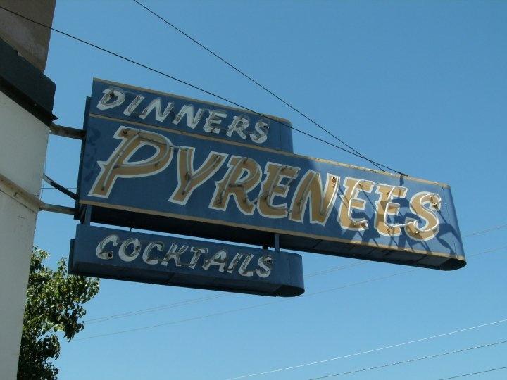 PYRENEES, Bakersfield, CA.  DSMc.2011