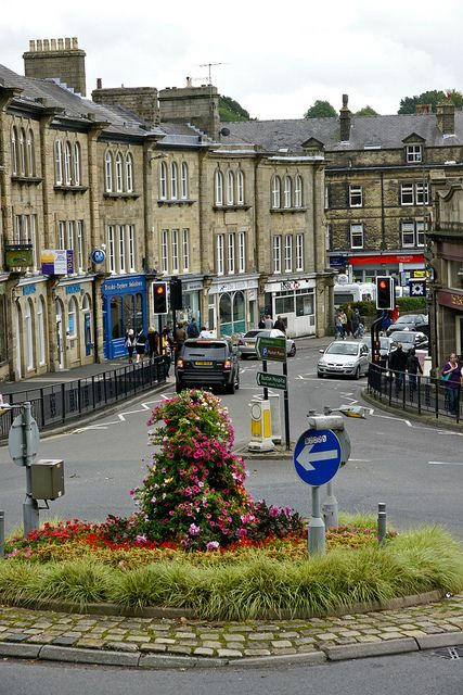 Buxton is where I come from, a beautful old residential market town....