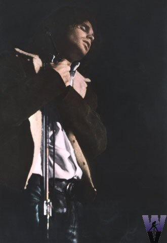 Jim Morrison by Baron Wolman