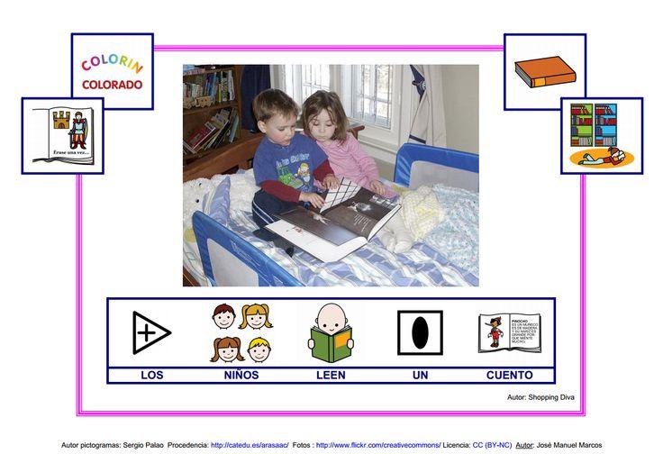 El libro de los niños - Lámina 5. http://informaticaparaeducacionespecial.blogspot.com.es/2009/05/libros-para-hablar-libro-de-los-ninos.html