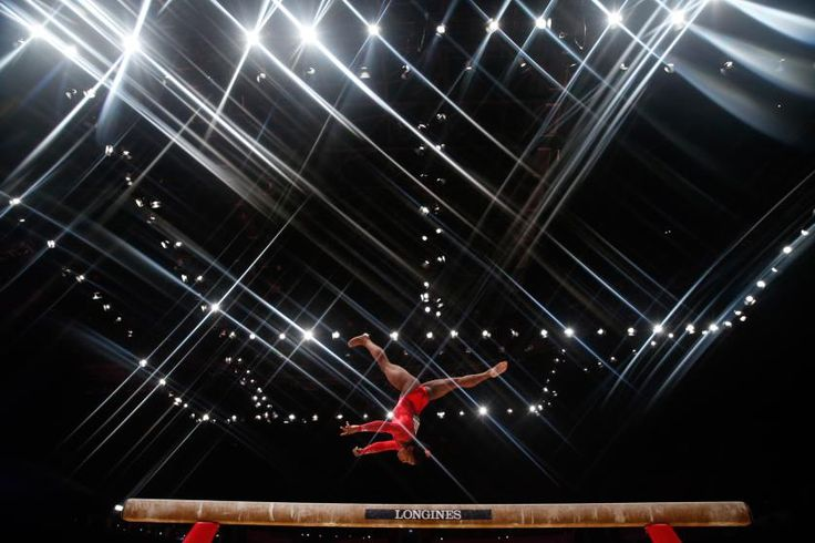 <strong>Simone Biles, Gymnastics, USA</strong><br />– Expectations are sky-high for the U.S. women's gymnastics team in Rio, and…