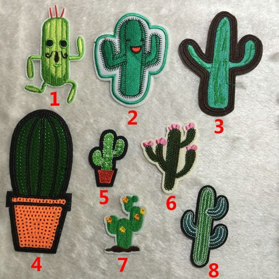 Les 25 meilleures id es de la cat gorie patches de motards for Mini cactus artificiel