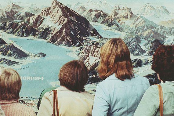 Luigi GhirriSalisburgo (Salzburg), 1977C-print, 23,8 x 35,5 cmCollection Fotomuseum Winterthur© Estate Luigi Ghirri