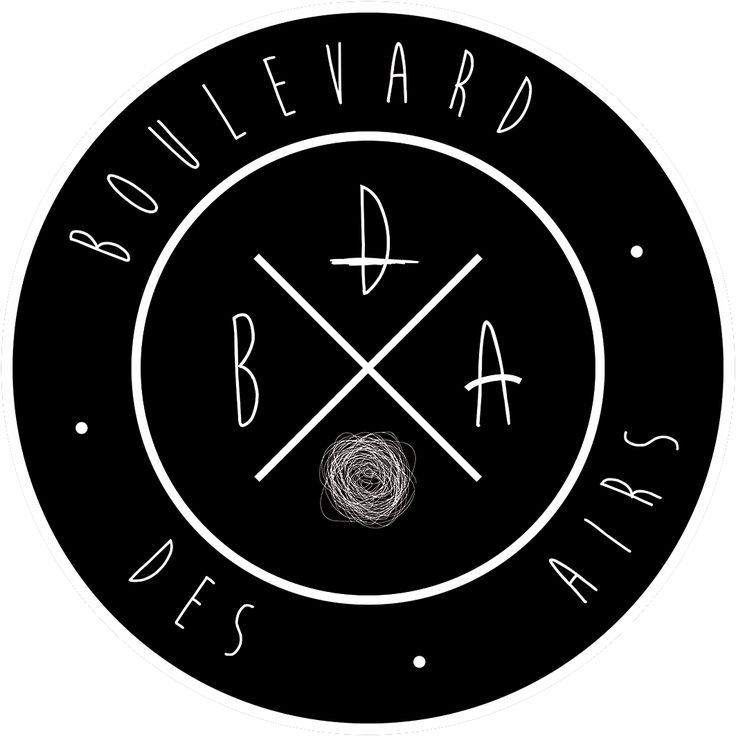 Boulevard Des Airs - Logo - 2015