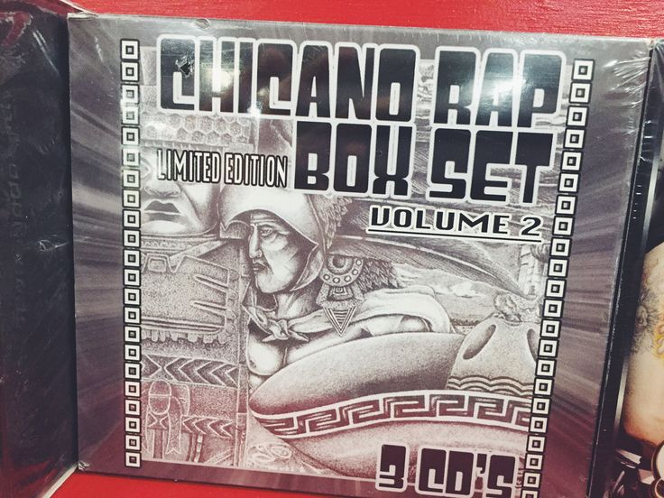 Chicano Rap boxset featuring Dinero, Wicked Minds, G-Fellas and more!