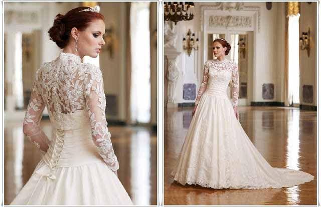 Victorian Inspired Wedding  Victorian style wedding gowns Fashion online blog KatDelunaOnline