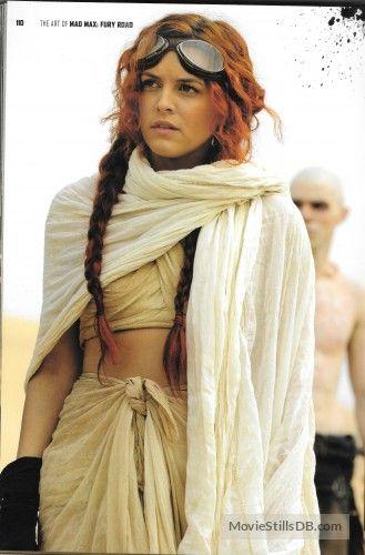 Mad Max: Fury Road - Publicity still of Riley Keough