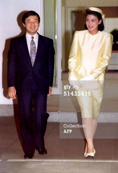 Masako Owada, January 19, 1993
