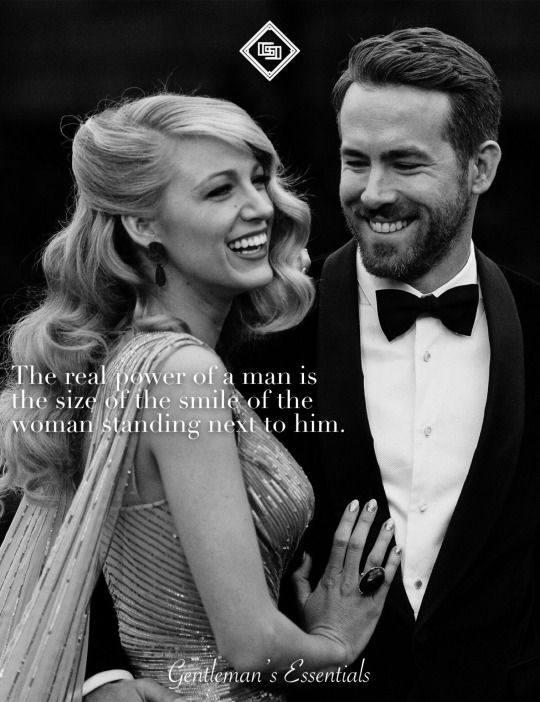 Ryan Reynolds and Blake Lively | Always been a fan of these two!