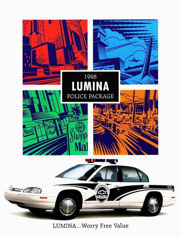 https://flic.kr/p/ark2UZ   1998 Chevrolet Lumina Police Package