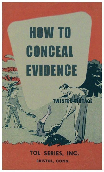 Children S Book Covers Without Titles : How to conceal evidence the most important book you ll