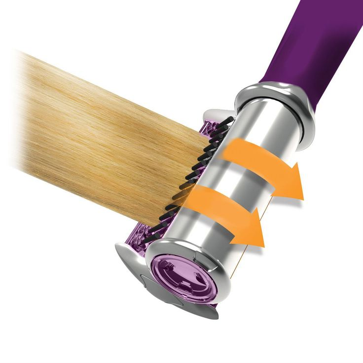 Modelador de Cabelos Babyliss Rotativo com Escova Embutida Faz Cachos, Ondas e Efeito Liso - InStyler