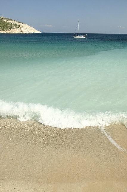 Donoussa island, Aegean Sea