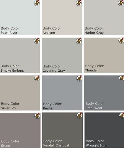 Pin by kae lo on painting and color pinterest - Benjamin moore exterior paint colours photos ...