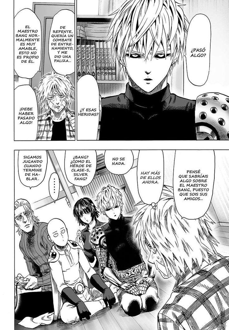 One Punch:Man Capítulo 67 página 5, One Punch-Man Manga Español, lectura One Punch-Man Capítulo 122 online