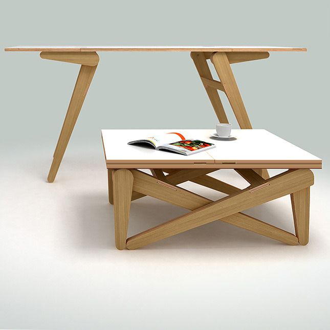 Multipurpose Furniture Kena Transforming Table Also Take A Look