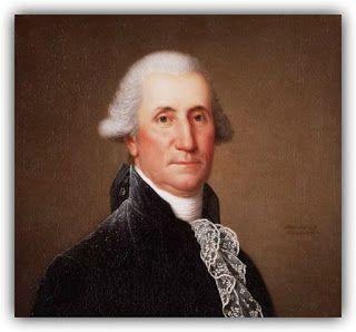 Джордж Вашингтон като символ на добродетел