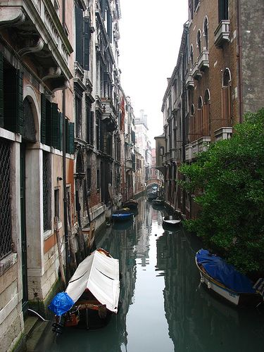 Canal veneziano