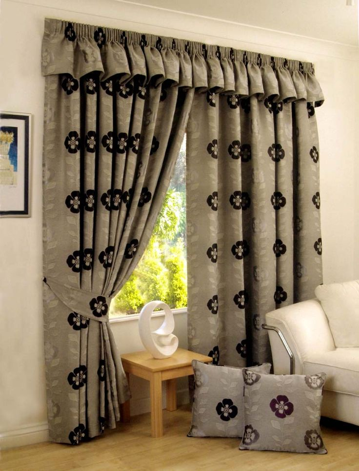 Curtain designs for windows curtain different kitchen for Long window curtain ideas