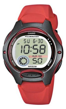 CASIO - Mens Watches - CASIO Collection - Ref. LW-200-4AVEF