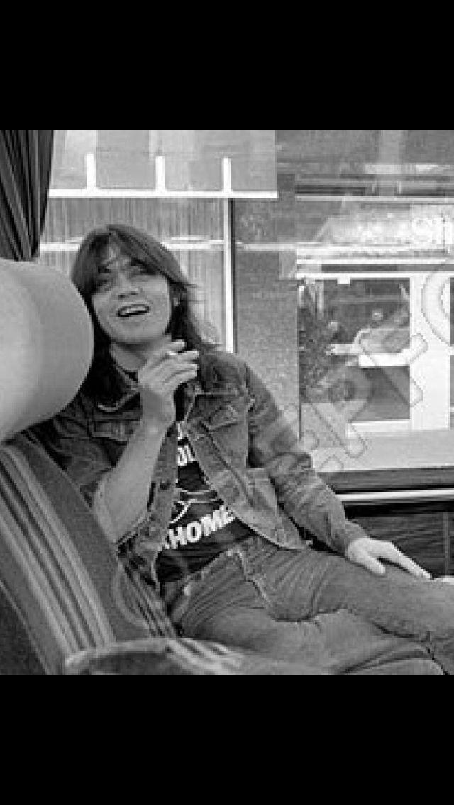 Malcolm Young - AC/DC Check out gordysshop.com & neckeze.com
