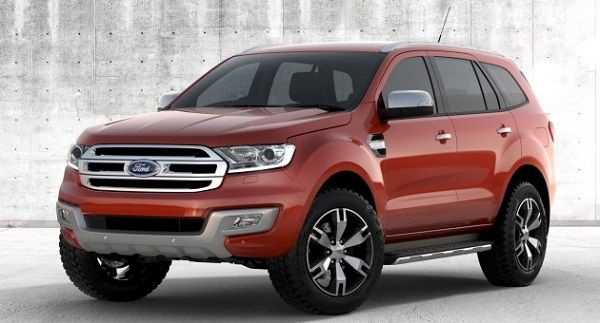 2015 Ford Everest Review