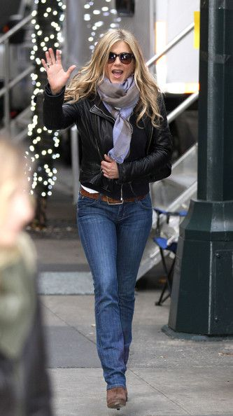 Elegantly ineffable excellence of Jennifer Aniston
