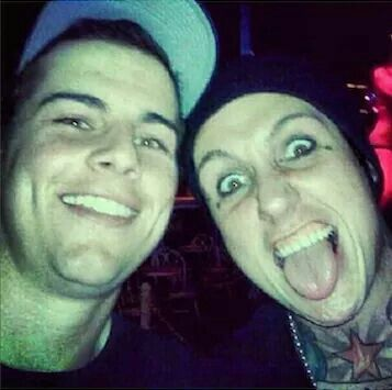 Jacoby Shaddix & M. Shadows