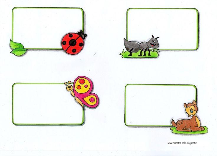Öğretmen: Okul işaretleri çocukluk