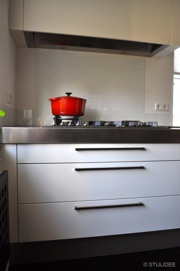 85 best Witte keuken images on Pinterest | Kitchen modern, Kitchen ...