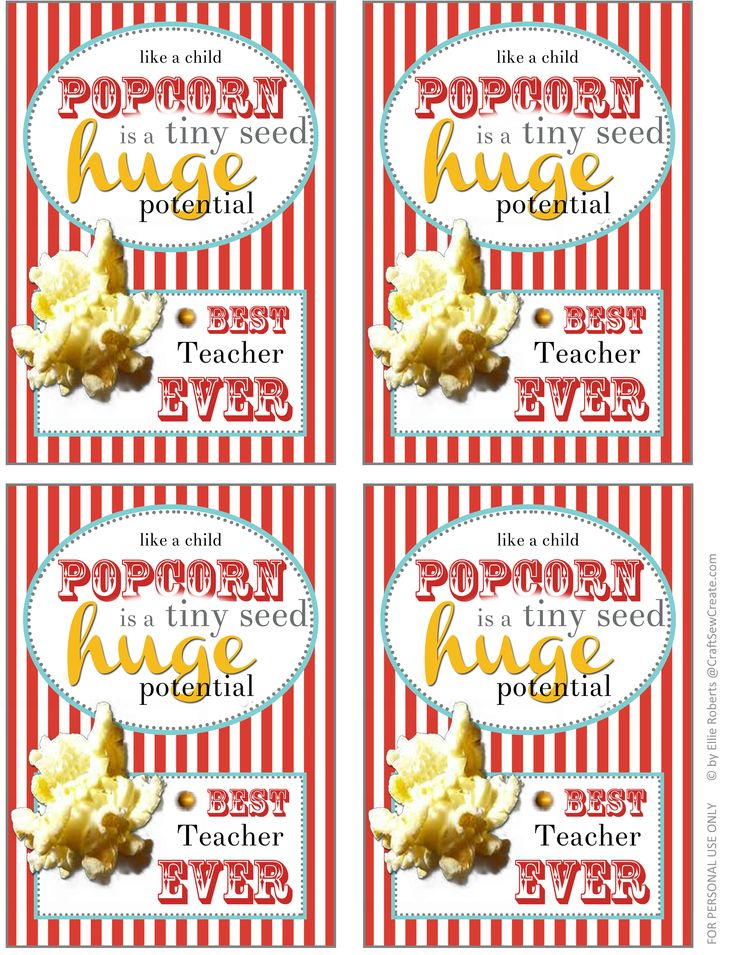 cute sayings that go with popcorn and pop | just b.CAUSE