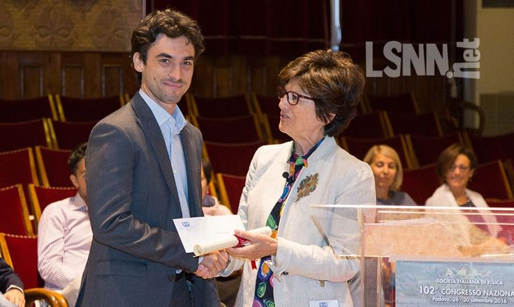 °LSNN #dottorando #ScienzaeTecnologiadeiMateriali il Premio di operosità #scientifica #AntonioGarbasso http://www.ladysilvia.com/it/ladysilvia/25096/scienza/0/ #FrancescoCugini #Magnetocalorico #LuisaCifarelli via @ladysilviait