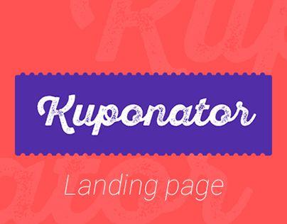 "Check out new work on my @Behance portfolio: ""Kuponator"" http://on.be.net/1KLBxYQ"