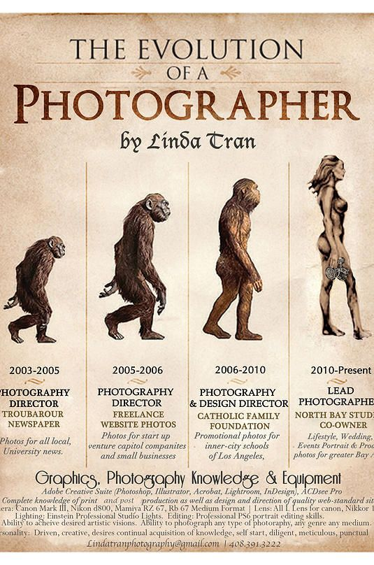 21 best images about photographers resumes on pinterest