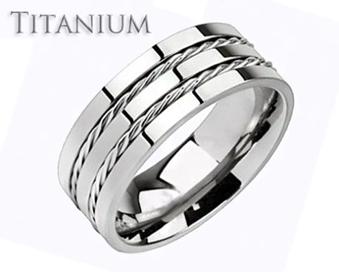 Rate This Ring 1 to 10. Get This Ring At 35% Off Here #BuyBlueSteel