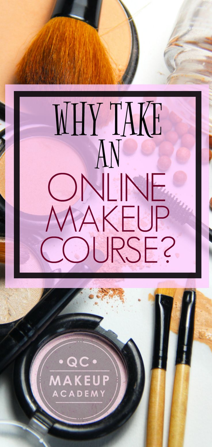Thinking of starting your makeup artistry career in 2017? Why not consider taking your studies online? Read on for the benefits of online makeup courses, as well as some of the different courses available! #QCMakeupAcademy #makeup #makeupartist #makeupcourses #2017