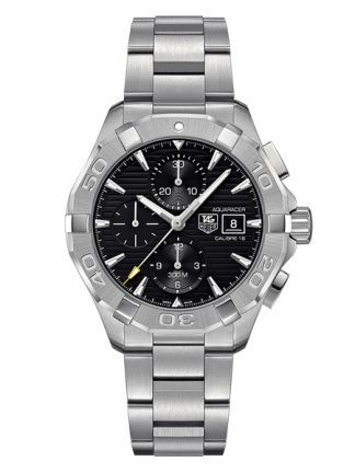 Aquaracer 300M Calibre 16 Automatic Chronograph 43 mm