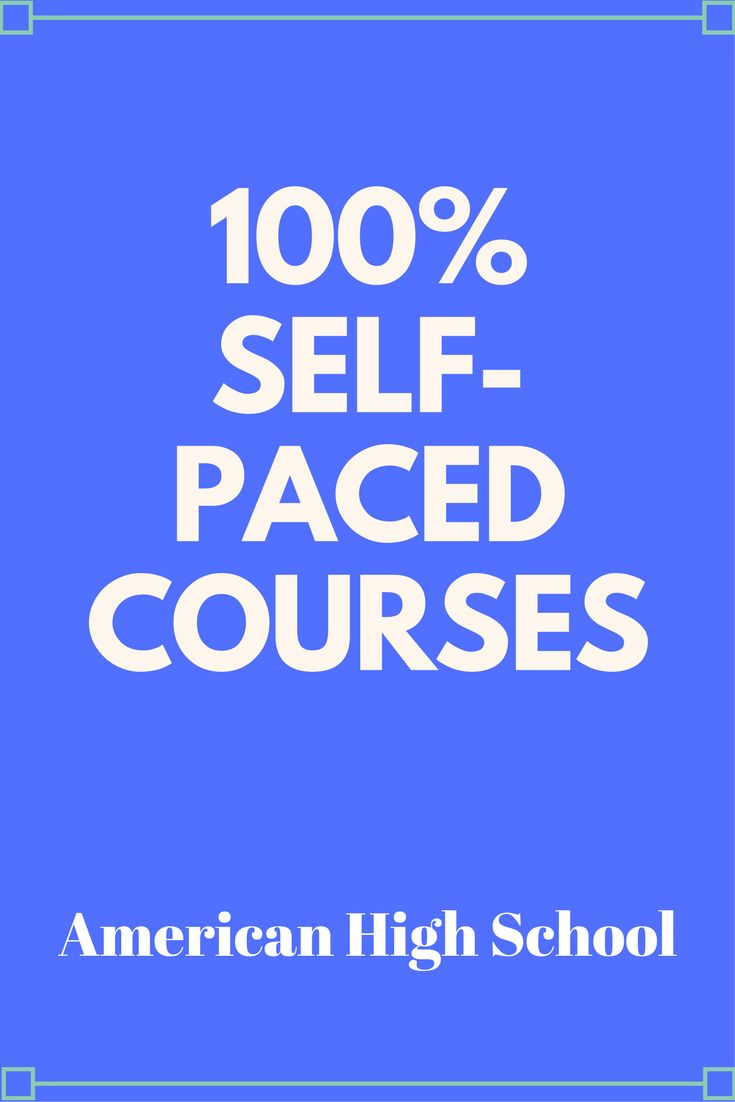 American High School | 100% self paced courses|  Online schools, Online middle schools, online high school, online homeschool, graduate online, high school diploma online, K12, high school online,homeschooling