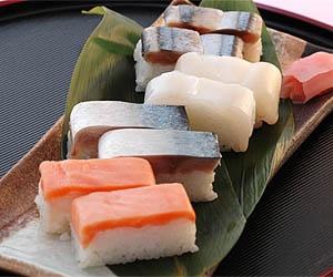 富山の押し寿司 四種詰合せ
