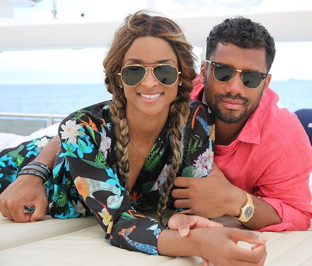 Pin for Later: Ciara and Russell Wilson Have Too Many Cute Moments to Count