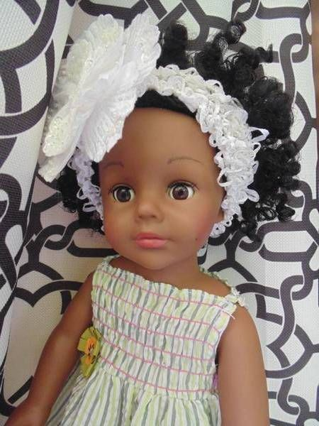 Madame Alexander African American Girl Doll Friend 18