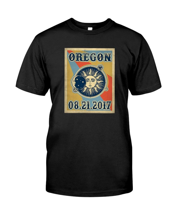CHECK OUT OTHER AWESOME DESIGNS HERE!      Vintage Oregon Eclipse 2017 Shirt, Retro Classic Oregon Eclipse 2017 Shirt, Oregon Eclipse 2017 Tshirt, Oregon Eclipse of the United States  Solar Eclipse 2017 shirt, Eclipse shirt, the United States total solar eclipse on 21 August 2017