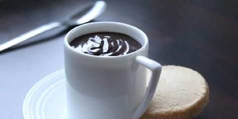 Sjokolade i kopper/ Chocolate in cups