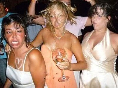 14 Types Of Drunk People Youll See At A Wedding. I'm number 9... Haha!