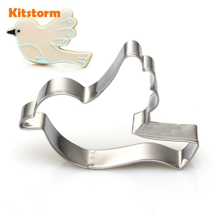 New Arrival Bird Shape Stainless Steel Cookie Cutter Mold Biscuit Accessories Tools #clothing,#shoes,#jewelry,#women,#men,#hats,#watches,#belts,#fashion,#style