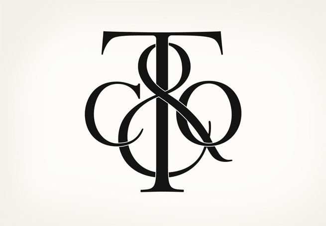 Tiffany & Co. logo by Louis Filli