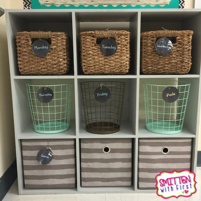 Modern Rustic Classroom ~ Best classroom birthday ideas on pinterest